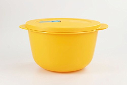 TUPPERWARE Microflash Redondos 2,0 L naranja 15525