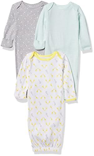 La Mejor Recopilación de Ropa para dormir y batas para Bebé más recomendados. 11