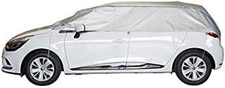 Kley & Partner Halbgarage Auto Plane Haube UV beständig atmungsaktiv kompatibel mit Suzuki Swift 3/5 Türen bis 2000 Autoabdeckung wasserfest