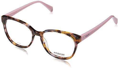 Polaroid PLD D371 Gafas, Pink Havn, 53 Unisex Adulto