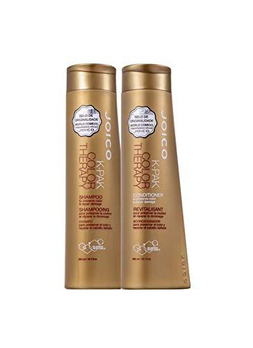 Kit Shampoo e Condicionador Joico K-PAK Color Therapy