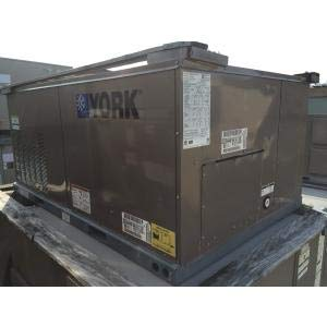 YORK ZQE04A4B1AA1A111A2 3 TON Convertible Packaged AIR Conditioner, 14 SEER 460/60/3 R-410A