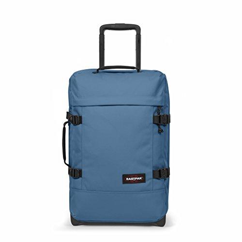 Eastpak Tranverz S Maleta, 51 cm, 42 L, Azul (Bogus Blue)