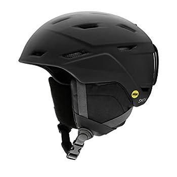 Smith Optics Mission MIPS Snowboarding Helmets  Matte Black Medium