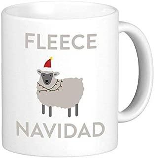 Oh, Susannah Fleece Navidad Coffee Mug - One 11 OZ Christmas Mugs