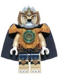 LEGO Legends of Chima: Minifigur Lagravis aus 70010