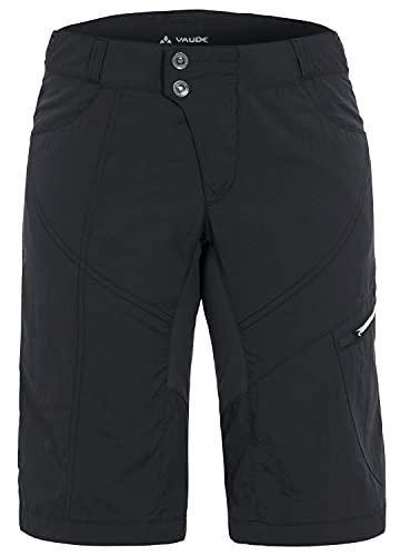VAUDE Damen Hose Women\'s Tamaro Shorts, black, 36