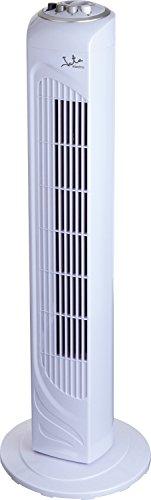 Jata VT3040 Ventilador de Torre con Temporizador de 120 Minutos, 45 W, Blanco