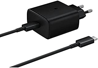 Samsung Adapter super fast charge 25W - type c to type c (Black)