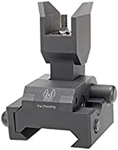 G&G GGG-1281 Spring Actuated Flip Up Front Sight for Dovetailed Gas Blocks