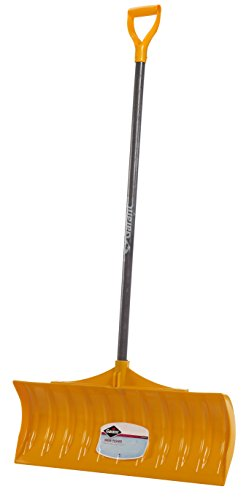 Garant APP30KDU Alpine 30-Inch Poly Blade Snow Pusher-Yellow