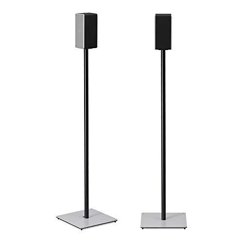 SoundXtra Satellite Bodenständer (für nur Vizio 36 Zoll Soundbar 5.1 mit Dolby Atmos) schwarz (Paar)