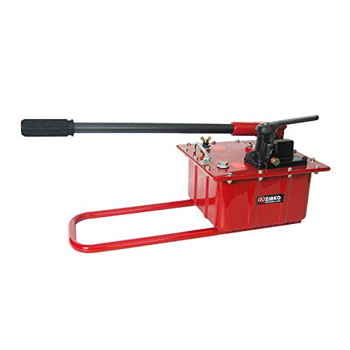 Review ZINKO 462 in³ Two Speed High Flow Hand Pump Model: ZHP-462