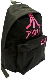 Atari BP221012 Backpack with Japanese Logo, Black