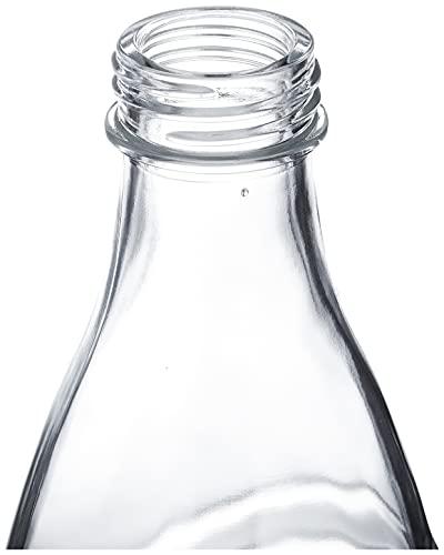 Sodastream Glaskaraffe DuoPack, Glas, 2 x 0,6 L - 3