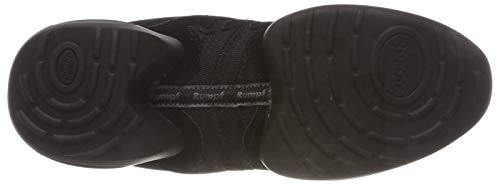 RUMPF Scooter Sneaker geteilte Sohle schwarz - 4