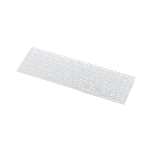 エレコム キーボード防塵カバー ノート用 NEC対応/2016 PKB-98LL17 ELECOM