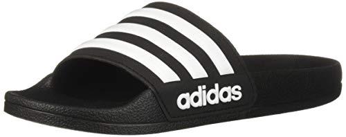 adidas UnisexChild Adilette Shower Slide Core Black/White/Core Black 4