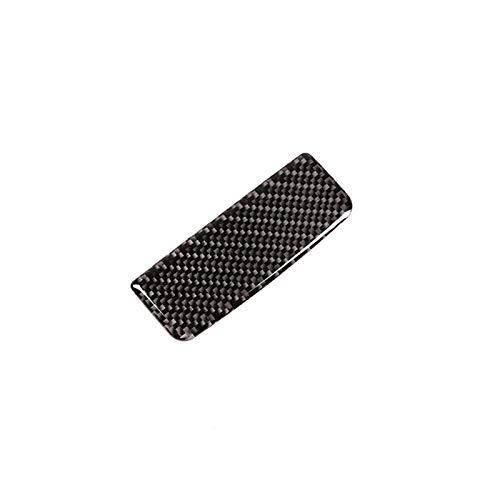 Star Firm Fibra Caja de Almacenamiento Caja de Almacenamiento Manija Interruptor de Cubierta Pegatinas de Ajuste Ajuste para Mercedes Benz A Clase GLA CLA 2016 2017 2018 2019 (Color Name : 1pcs)