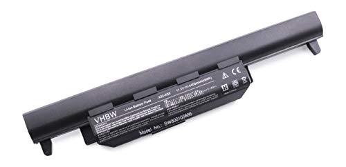 Variation vhbw Li-Ion Batterie 4400 mAh (11.1 V) pour ordinateur portable ASUS A45VS, A55 A, A55D A55DE A55DR, A55 N comme A32-F5 K55, A33, A33-K55, A41-K52 K55.