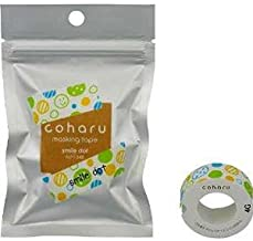 King Jim Smile dot, coharu Masking Tape; for Label Printer TEPRA Lite