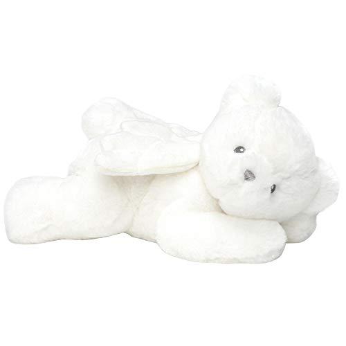 "GUND Baby My Little Angel Bear with Chime Plush Stuffed Bear 7"", Multicolor, 9'"