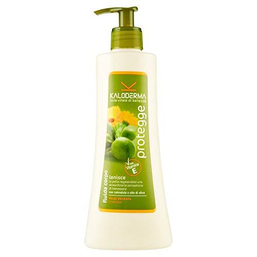 Fluid Körpercreme mit Ringelblume und Olivenöl Protegge 400 ml