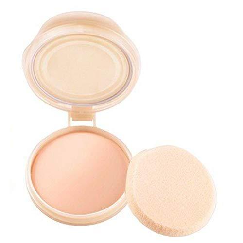 Fancl Creamy Pact Foundation Excellent Rich SPF25 PA++ Refill - 10 Pink Beige (Green Tea Set)