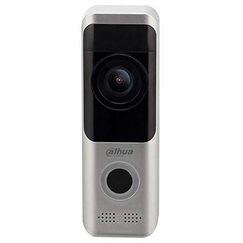 Dahua Dahua DB10 deurbel, met camera, 2 MP, WLAN, werkt op batterijen