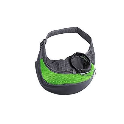 Acediscoball Comfort Travel Tote Sling Carrier Backpack for Puppy Pet Dog Cat 3