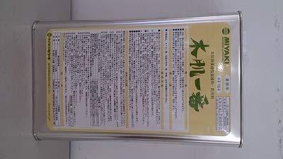 ミヤキ 木肌一番 [4L] 株式会社ミヤキ・浴室・風呂桶・椅子・保護・汚れ