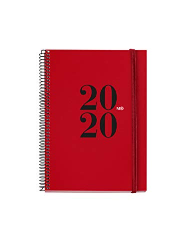 Miquelrius 34005 - Agenda 2020, Semana Vista Horizontal (155...