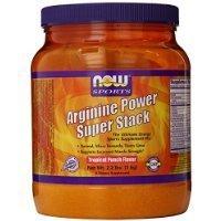 Nu Foods Arginine Power Super Stack, 2,2-Ponden door House markt