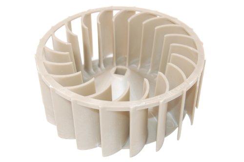 Whirlpool Wäschetrockner Fan Rad Gebläse. Original Teilenummer 481951528255