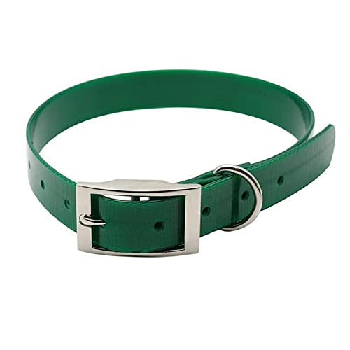 Yetier Dog Collar, Large Adjustable and Durable Waterproof Pet Dog Collar Solid Color Accessories