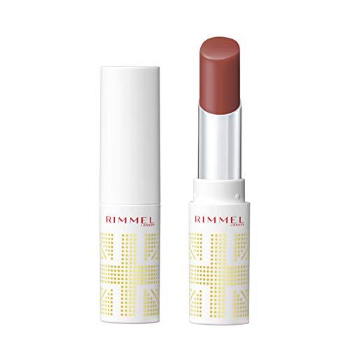 Rimmel(リンメル)ラスティングフィニッシュオイルティントリップ004ベージュブラウン3.8g口紅