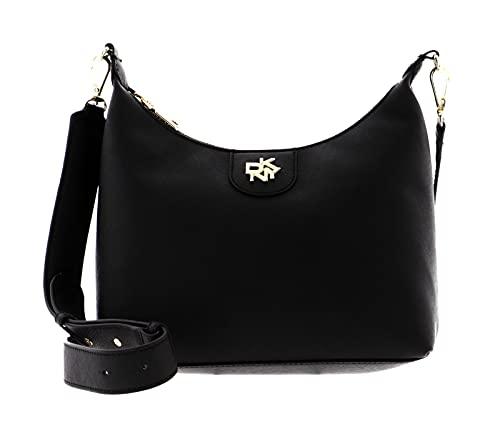 DKNY Carol Crossbody Bag M Blk/Gold