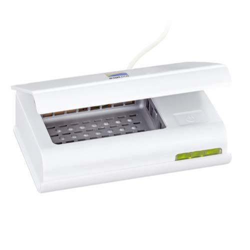 cedis e300.DUS - Elektrische Hygiene-Station | Trockensttaion inkl. UV-C Licht für hygienische Reinigung