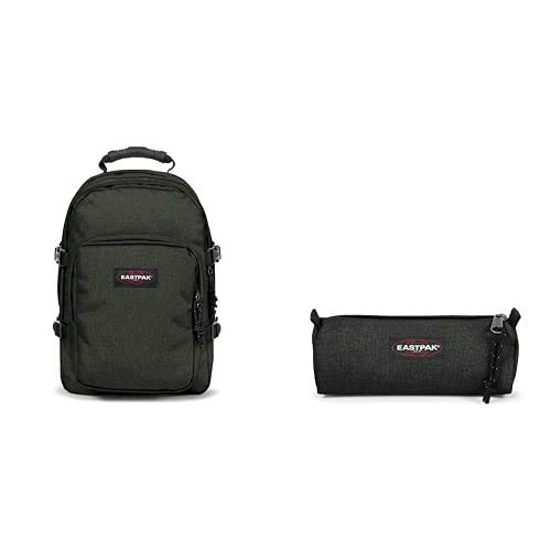 Eastpak Provider Backpack with Benchmark Single Pencil Case