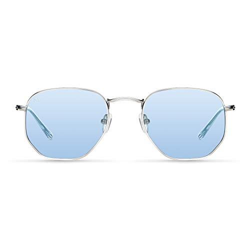 MELLER - Eyasi Silver Sea - Gafas de sol para hombre y mujer