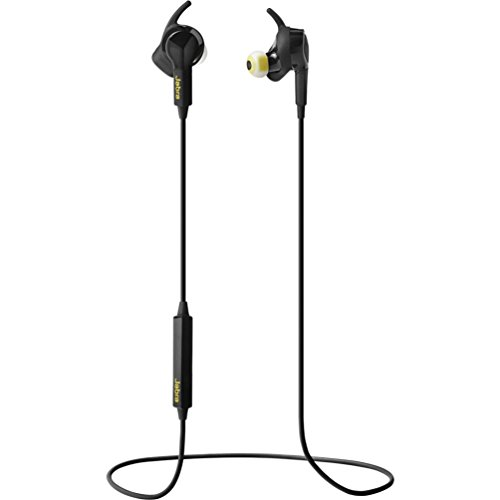Jabra Sport Pulse Wireless Bluetooth In-Ear Kopfhörer (Stereo-Headset, Bluetooth 4.0, NFC, AVRCP, Freisprechfunktion, Englische Verpackung)