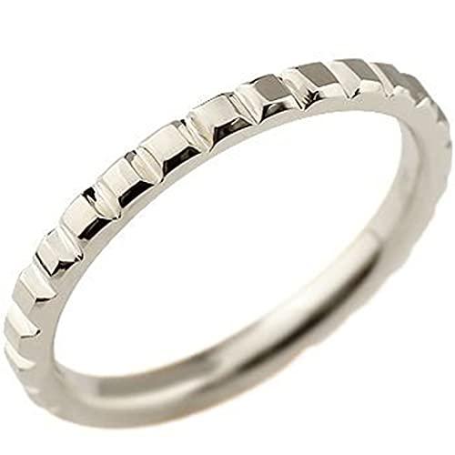 [アトラス]Atrus リング メンズ pt900 プラチナ900 指輪 地金 カットリング 宝石なし ストレート 29号