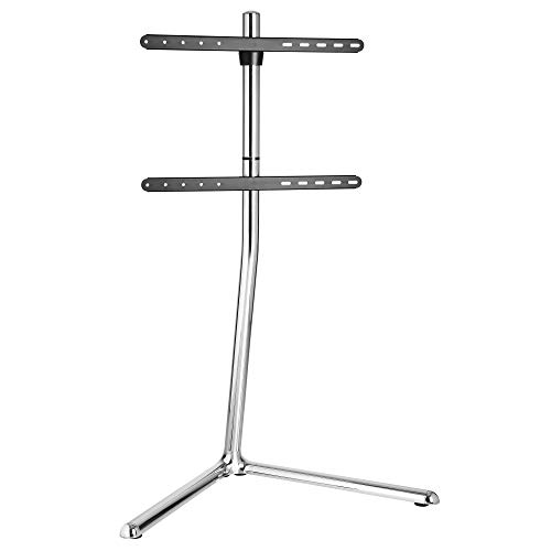 RICOO FS1764 Soporte TV Base de pie Pedestal Suelo Televisión 49-70' (124–178cm) Peana Stand Televisor LED LCD VESA 300x200-600x400