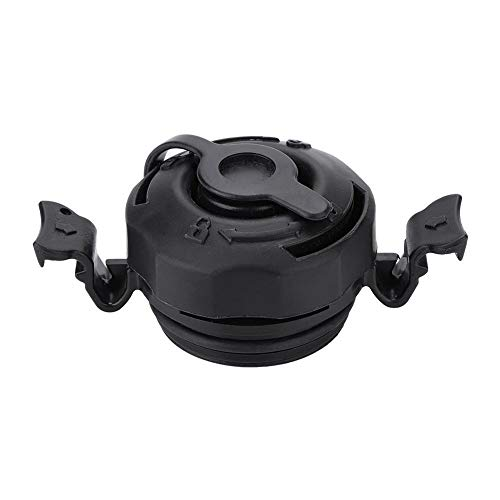 Air Valve Caps for Inflatables Replacement Compatible with Intex Mattress Cap,3 in 1 Air Valve Secure Seal Cap Compatible with Intex Inflatable Airbed Mattress Black