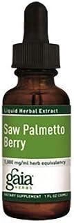 Gaia Herbs, Saw Palmetto Berry Dry 1 oz