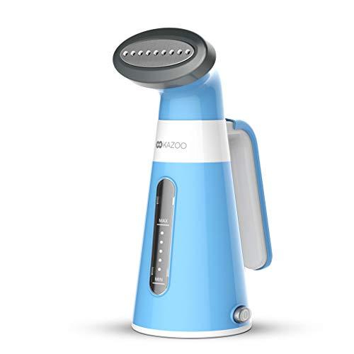 EA-Miao Vaporisateur portatif à Vapeur de vêtement portatif de vêtement de Vapeur de Brosse de Vapeur verticalement et horizontalement pour la Maison et Le Voyage, Bleu
