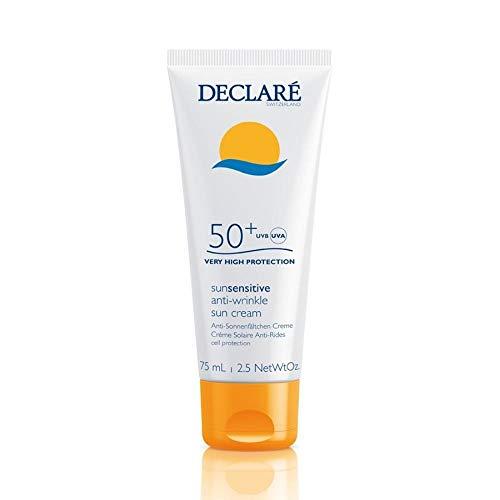 Declaré Sun-Sensitive Unisex Anti-Wrinkle Sun-Lotion SPF50 Plus, 75 ml