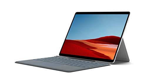Microsoft Surface Pro X - Ordenador portátil 2 en 1 de 13' (Wifi + LTE, Microsoft SQ2, 16GB RAM, 256GB SSD, Windows 10) Platino