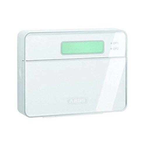 ABUS GSM/PSTN-Whlgert (Art.-Nr. AZWG10020) - Komponenten für Sicherheitsgeräte (Verkabelt, 360 g, 150 x 30 x 115 mm, -10-55 °C, 10.5-28 V, Weiß)