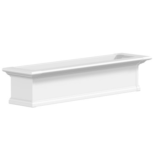 Mayne Yorkshire 4' Window Box Planter 4824